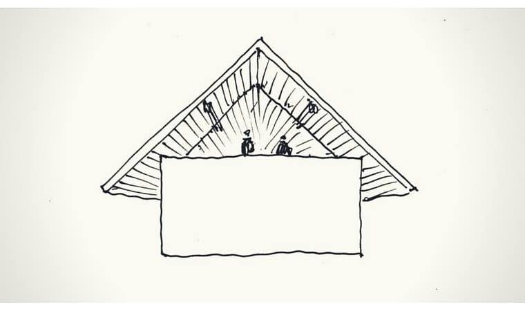 Dom Optymalny - szkic