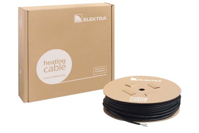 Eelektra TuffTec/ELEKTRA | Gotowe do układania przewody grzejne chroniące powierzchnie zewnętrzne. | Cea (netto): od 209 zł, www.elektra.pl