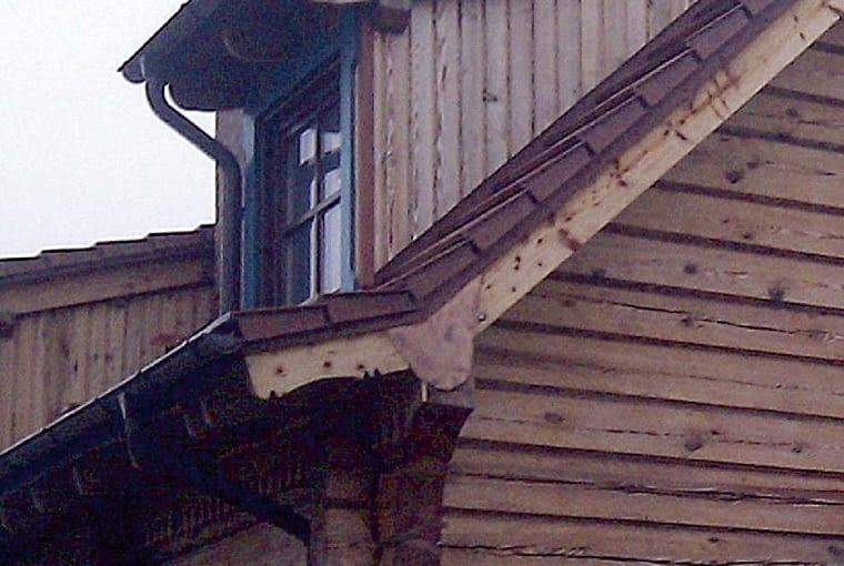 Dom drewniany Andrzeja P. z woj. kujawsko-pomorskiego