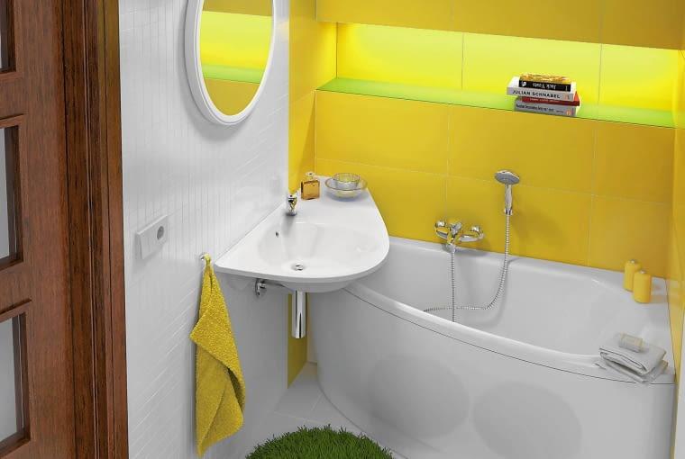 oświetlenie łazienki, aranżacja łazienki, łazienka