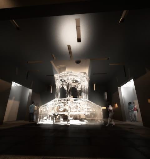 projekt, muzeum, nizio, polska architektura, swiętokrzyski sztel, chmielnik