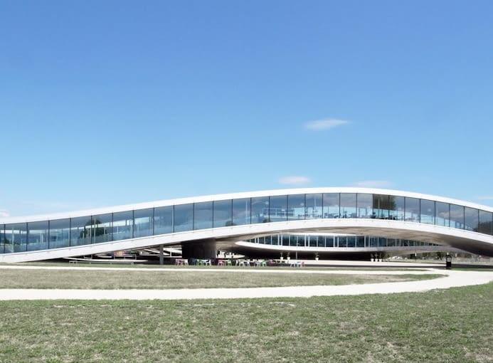 Centrum Edukacyjne Rolex w Lozannie