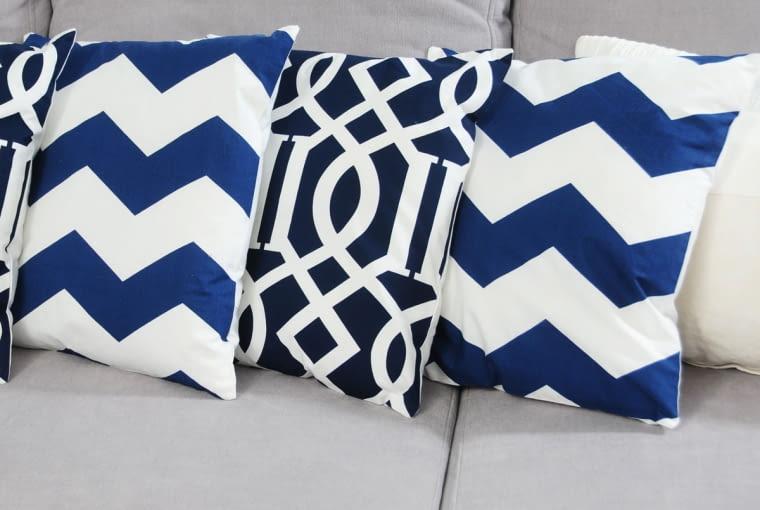 poduszki od White Oaks