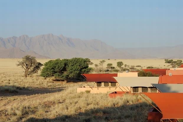 Hotel Sossusvlei Desert Lodge w Namibi