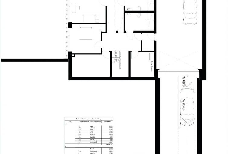 Plany budynku: Piwnica
