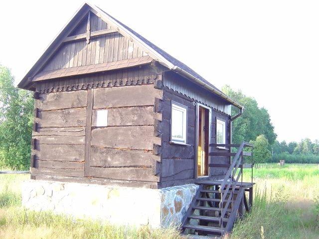 dom drewniany,dom z bali,dom letniskowy,spichlerz