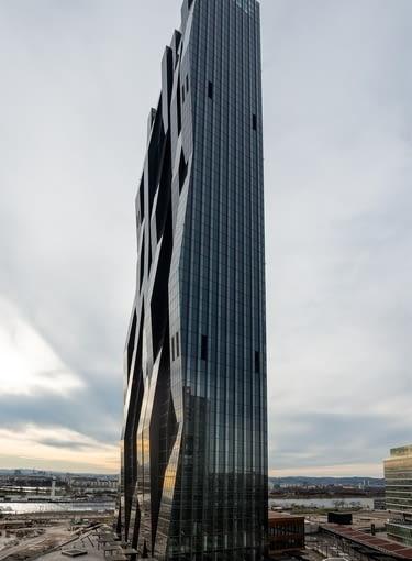 DC Tower, Wiedeń, fot. Michael Nagl, źródło: www.viennadc.at