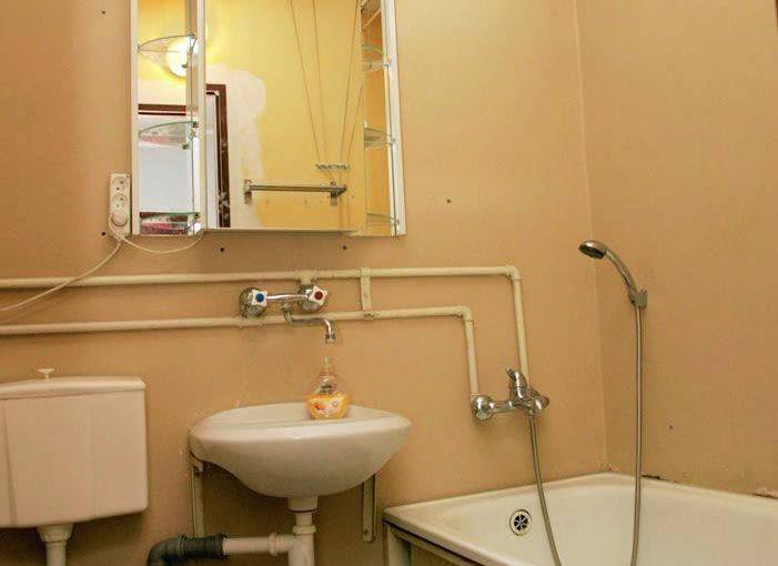 łazienka, metamorfoza