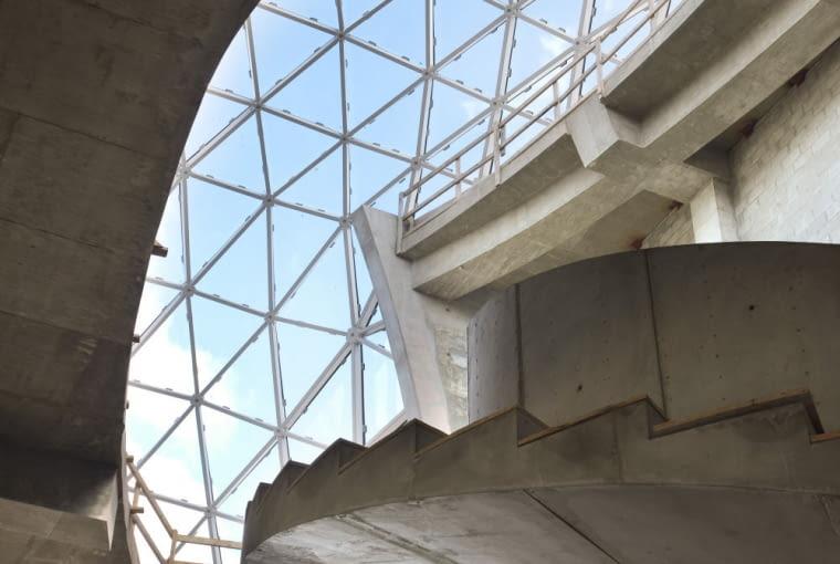 Nowa siedziba muzeum Salvadora Dalego w St. Petersburg w USA. Wielkie otwarcie już za rok - 01.11.2011.
