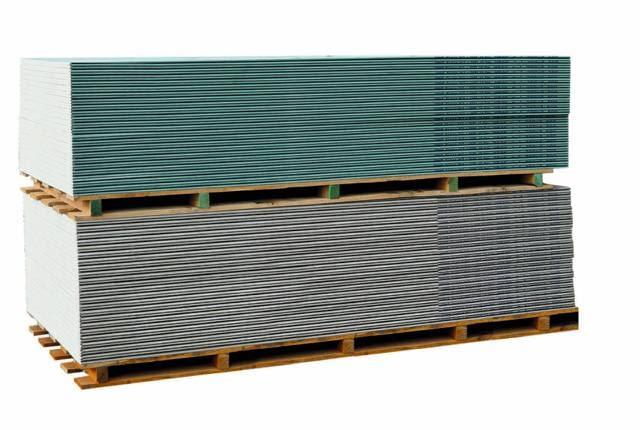 Płyty gipsowo-kartonowe przeznaczone do zabudowy poddasza muszą być ognioodporne