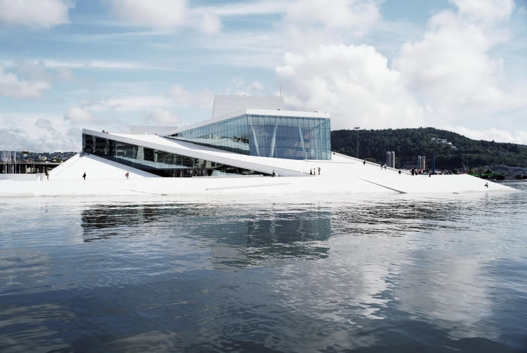 konkurs, norwegia, snohetta, nagroda, mies van der rohe award, opera,