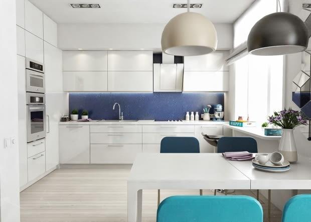 mieszkanie, mieszkanie w Moskwie, ciekawe wnętrza, nowoczesne wnętrza, inspirujące wnętrza