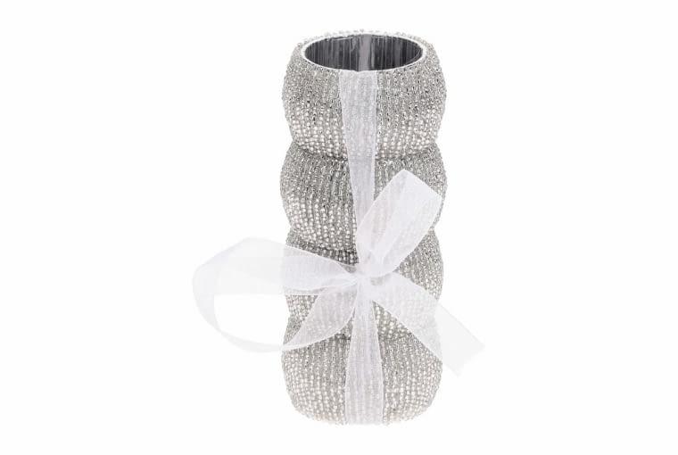 Pierścienie na serwetki w kolorze srebra, 19,99 zł, brw.com.pl