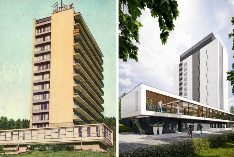 Hutnik w Szczawnicy zamienia się w hotel Pieniny Grand