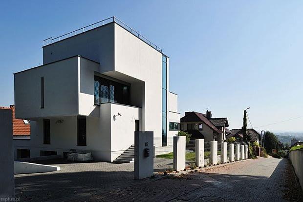 rs+, dom jednorodzinny XV w Krakowie