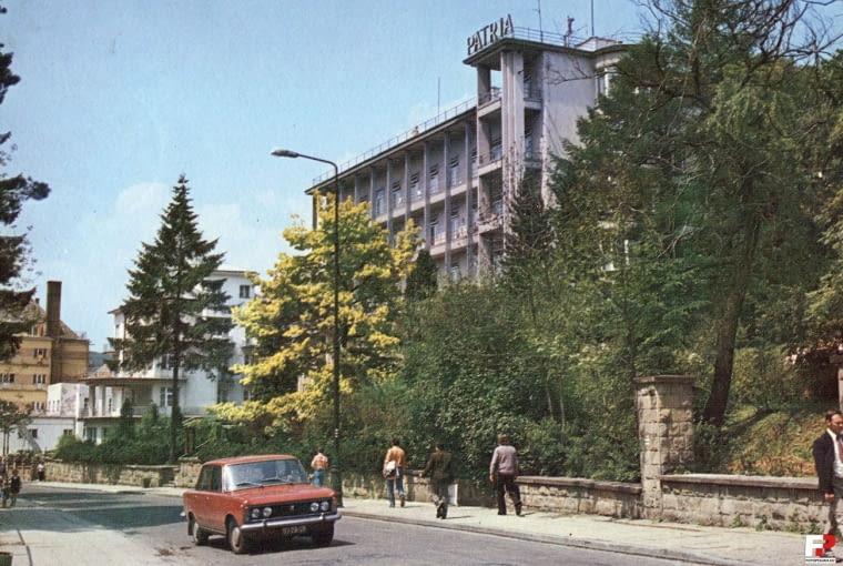 Sanatorium Patria 1972-1974