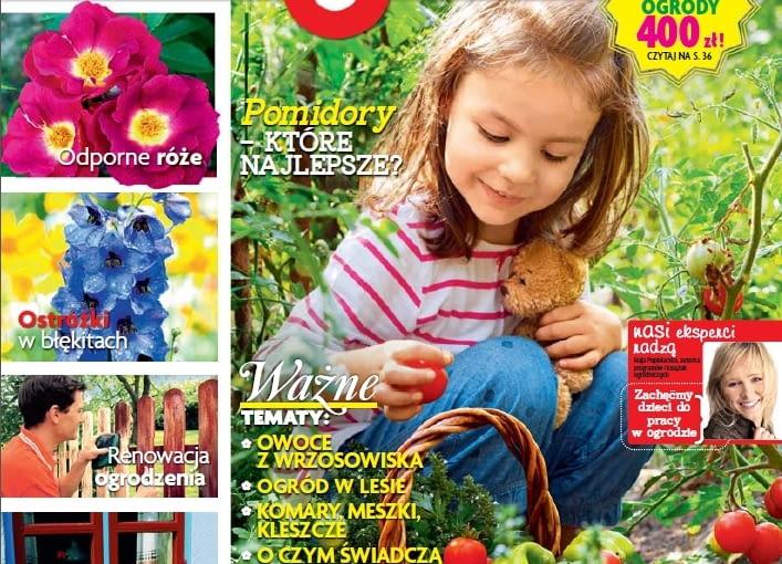 Magazyn Magnolia czerwiec 2015