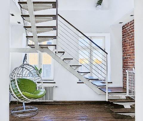 hol,schody,wnętrza domu