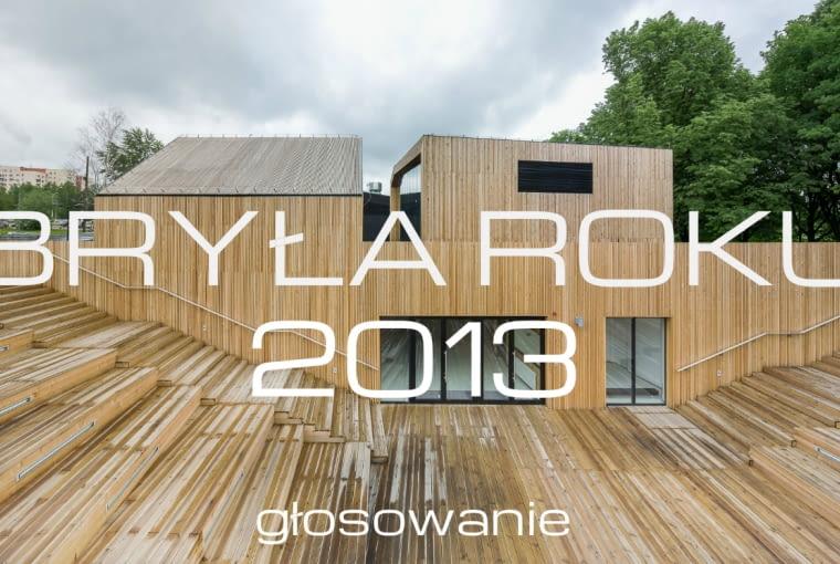 Nominacja do Bryły Roku 2013: Służewski Dom Kultury, Warszawa