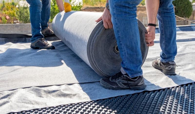 Znaczenie membrany dachowej