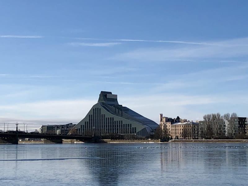 Biblioteka Narodowa Łotwy