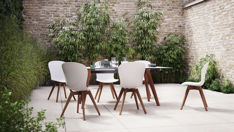 Stolik z krzesłami Adelaide