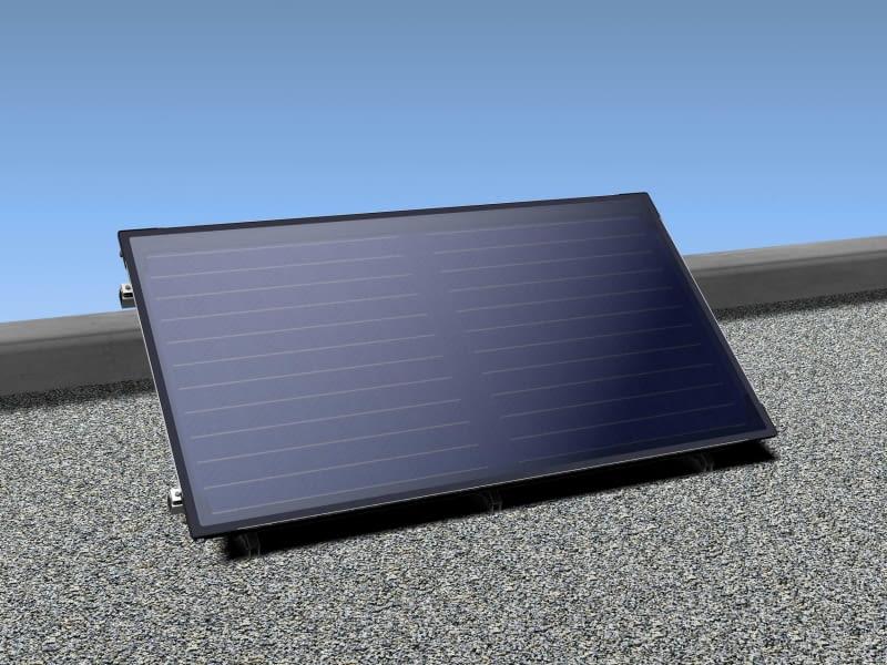 kolektor słoneczny płaski