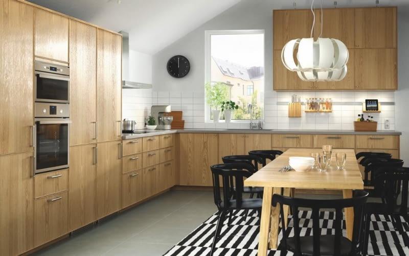 Drewniana Kuchnia W Różnych Stylach ładny Dom