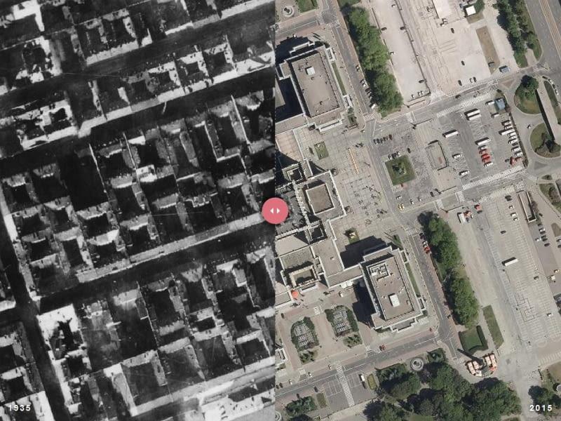 Warszawa 1935-2015
