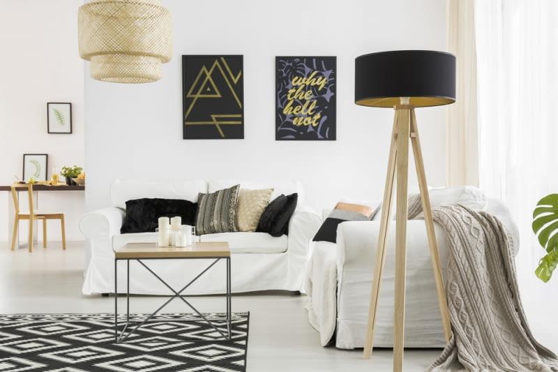 W każdym domu ważną rolę odgrywa również oświetlenie.