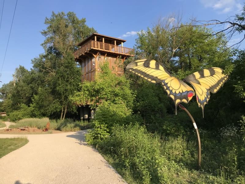 Park Dolina Wkry