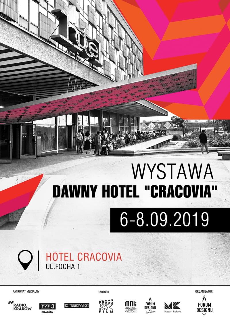 Wystawa 'Dawny Hotel Cracovia'.