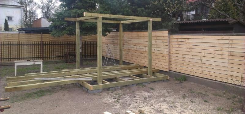 Jak Samodzielnie Zbudować Altanę Ogrodową Z Drewna Poradnik