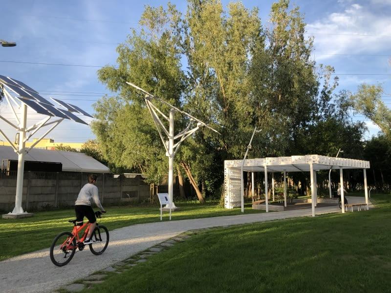 EKOpark w Ursusie.