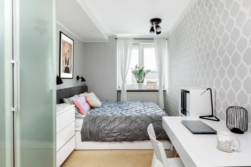Zmienili Nijaką Sypialnię W Hotelowy Apartament ładny Dom