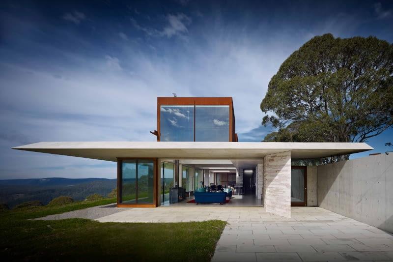 Invisible House. Proj. Peter Stutchubury