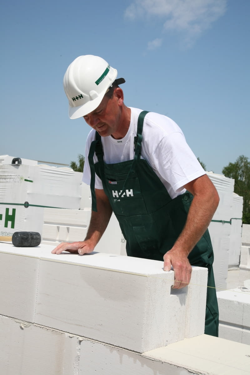 System Budowy H+H - sposób na szybszą i tańszą budowę