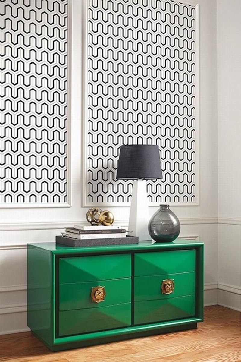 ściany w salonie, dekoracje, tapety, kamień, farba, panele dekoracyjne, panele drewniane
