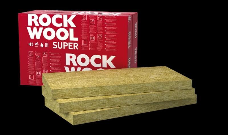 ROCKWOOL Wełna mineralna w płytach