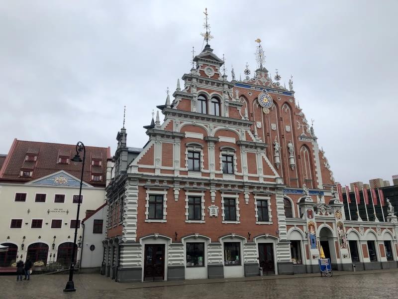 Dom Bractwa Czarnogłowych w Rydze