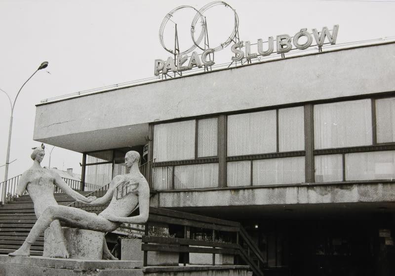 Pałac Ślubów przy ul. 3 Maja 39 miał siedzibę od 1965 roku