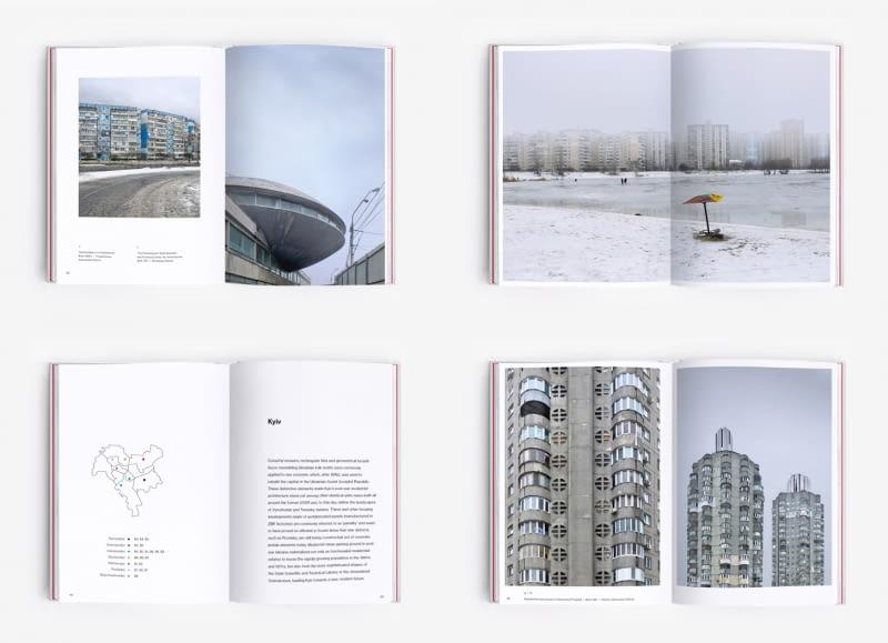 Książka ' 'Eastern Blocks. Concrete Landscapes od the Former Eastern Block' Zupagrafika.