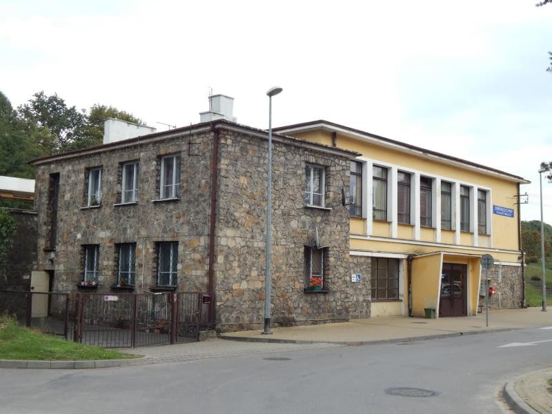 Dworzec w Puławach