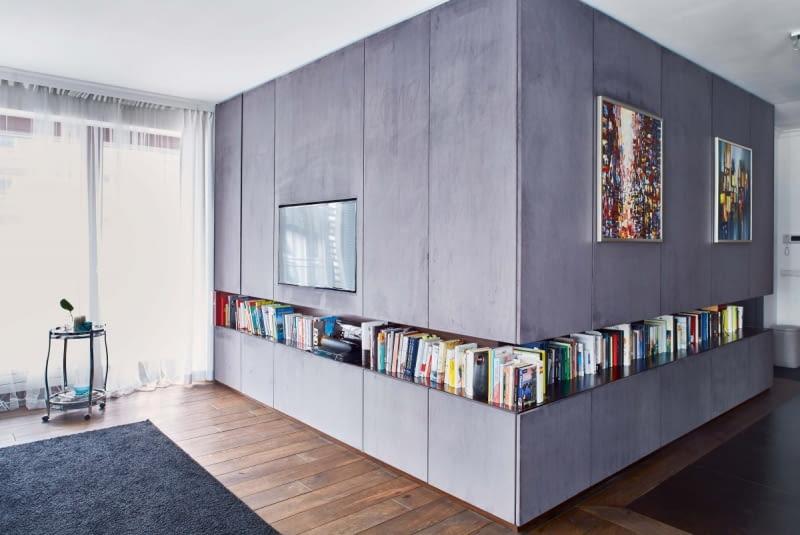 Aranżacja mieszkania inspirowana różnymi stylami