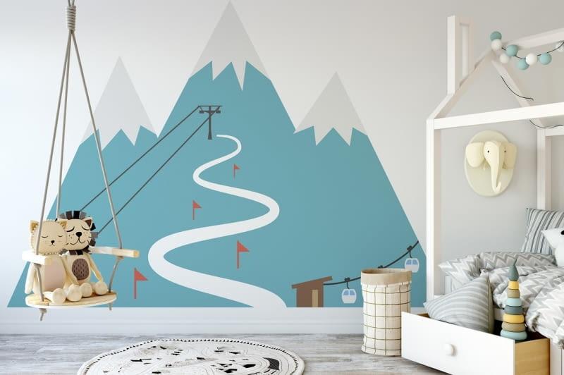детская комната, обустройство детской комнаты, детская комната, обустройство интерьера