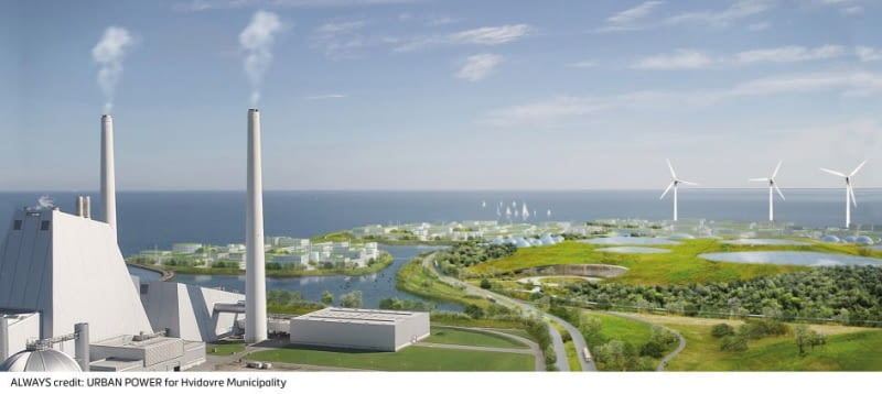 HOLMENE 04 power plant and green tech