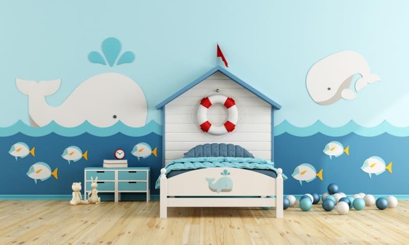 Wybierając odpowiednie łóżko można wybrać tradycyjną formę bądź też nieco odważniejszą formę łóżka