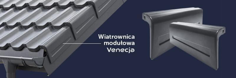 Wiatrownica modułowa Venecja