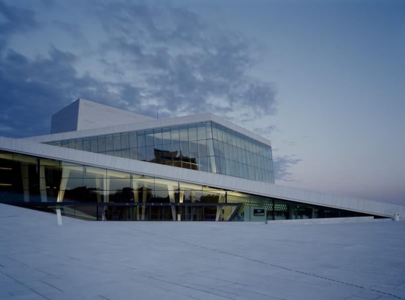Opera i Balet Narodowy w Oslo, projekt: Snohetta