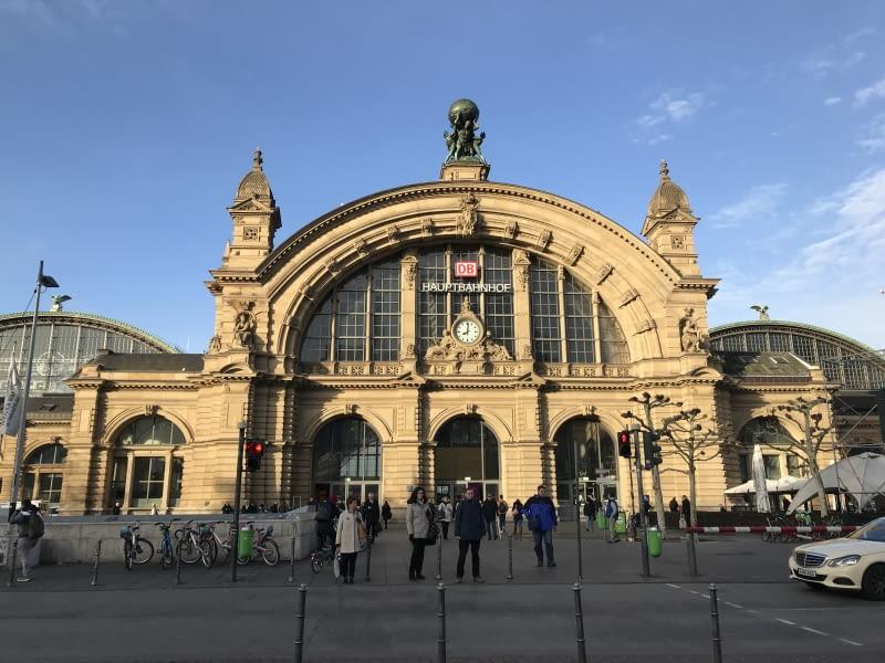 Dworzec Frankfurt (Main) Hauptbahnhof
